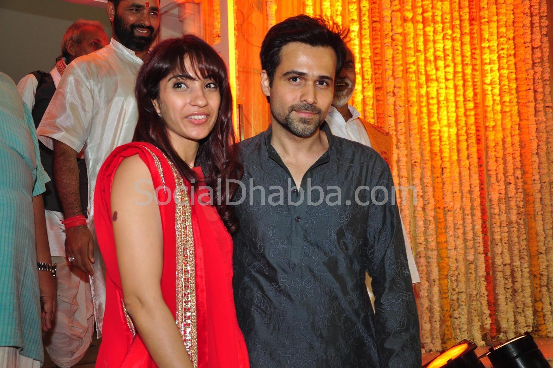 Emraan hashmi wife photo