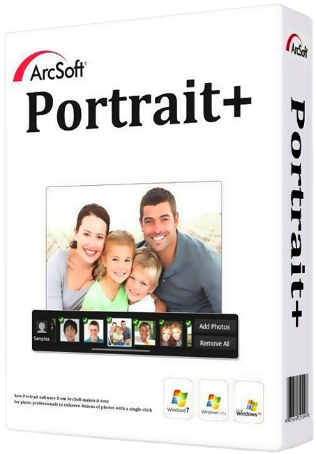 ArcSoft Portrait+ v1.0.0.90 Portable [2012,Rus]