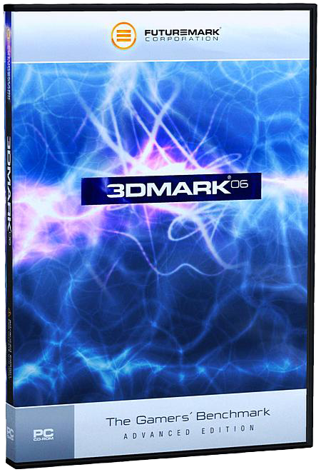 3DMark06 1.2.1 Professional Edition (2013) Английский