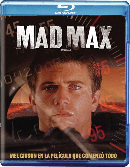 Безумный Макс / Mad Max (Джордж Миллер / George Miller) [1979, Австралия, боевик, триллер, приключения,Blu-ray Disc 1080p] [CEE]