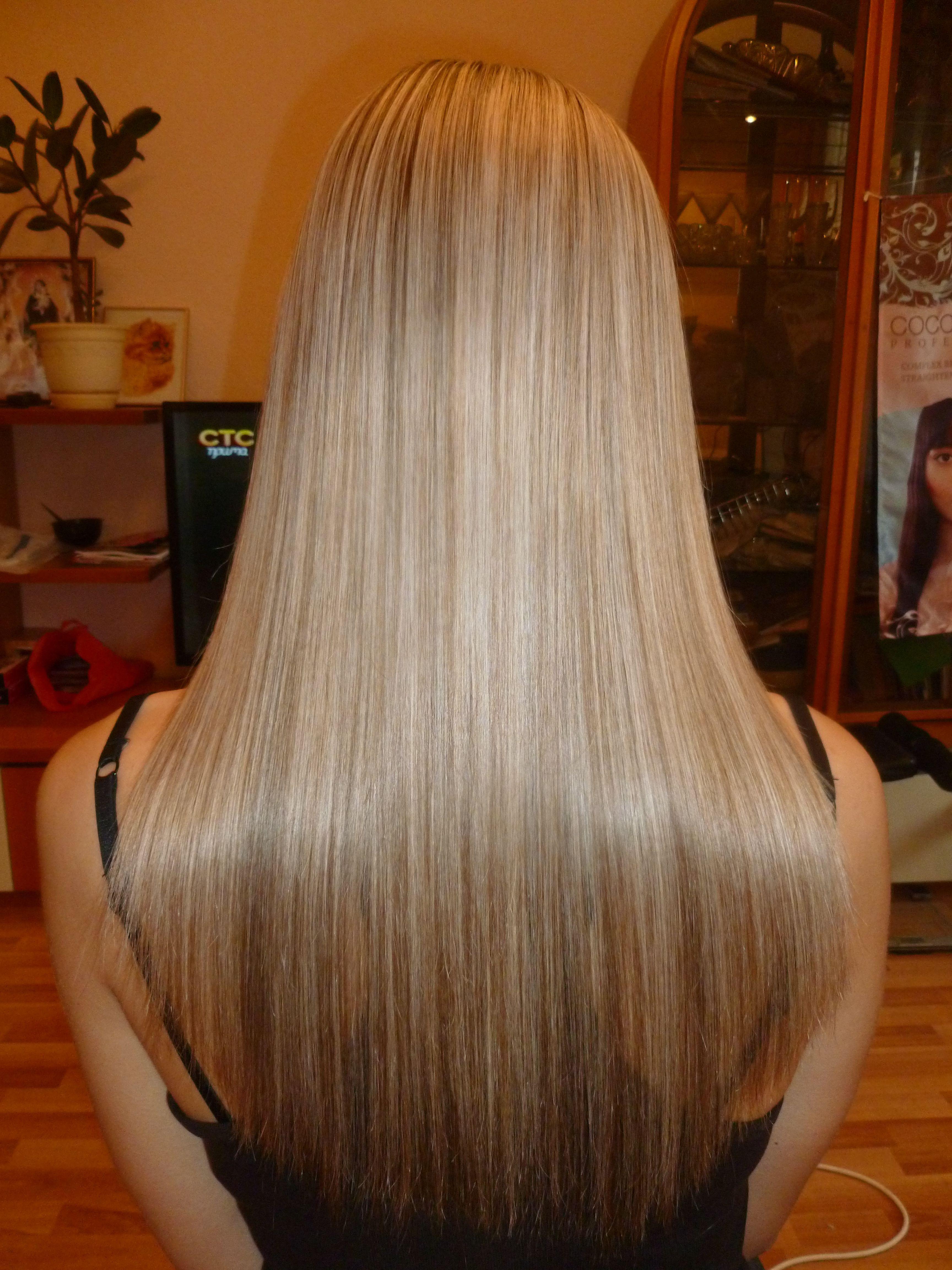 Ботокс для волос: что это, как 50
