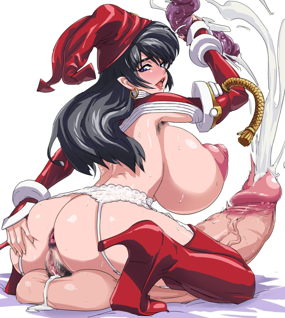 Usatarou - Collection Hentai artworks / Сборник хентай арта [Cen] [JPG] Hentai ART