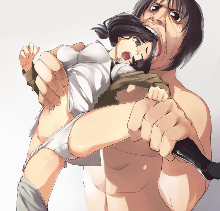 Shingeki no Kyojin / Вторжение гигантов [Ptcen] [JPG,PNG,GIF] Hentai ART