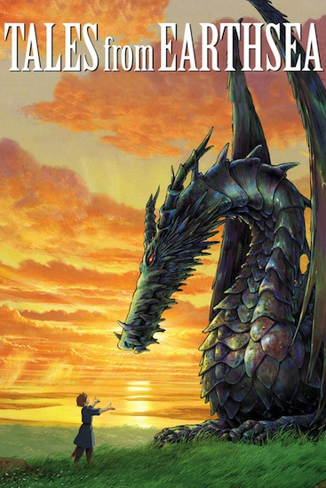 Сказания Земноморья / Tales from Earthsea / Gedo Senki (2006) HDRip-AVC | iPhone | D,P2