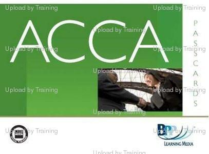 ACCA F3 Complete Learning Solution Financial Accounting (FA) (Video + Book)