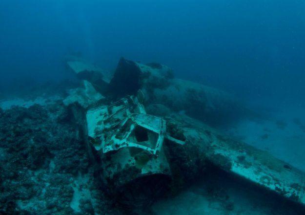 Эхо войны затонувшие корабли