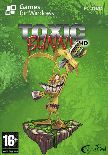 Toxic Bunny HD (2013) PC | ENG
