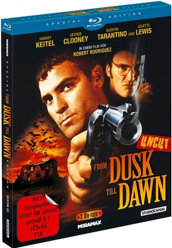�� ������ �� �������� / From Dusk Till Dawn (1996) {�����s Edition} Blu-ray Disc