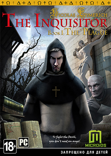 The Inquisitor: Book 1 - The Plague (2013) (ENG/MULTi5) [L] - RELOADED