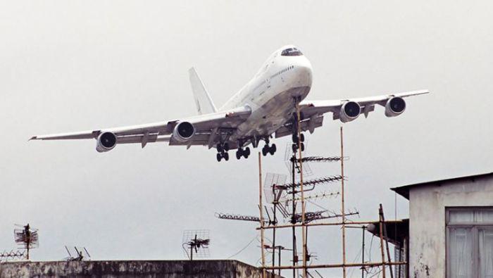 Кай Так - cамый опасный в мире аэропорт