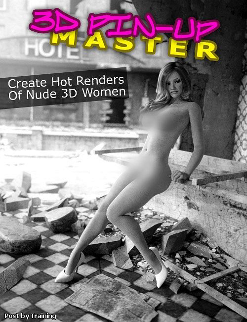 Basic3dtraining - 3D Pin-Up Master