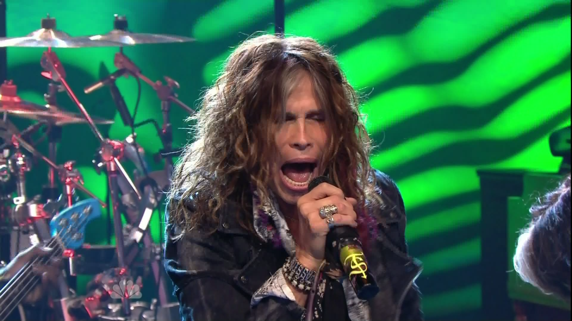 Steven Tyler (feat. Joe Perry   Randy Jackson) - Chip Away the Stone