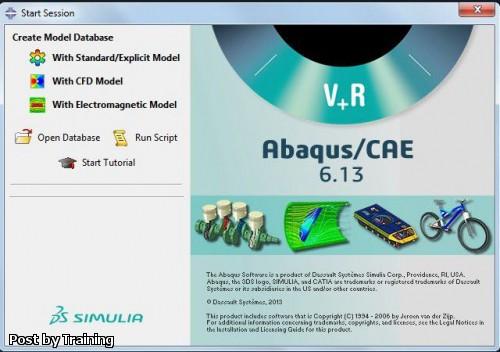 SIMULIA Abaqus 6.13-1 Win64 2013
