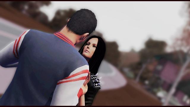 встретил на улице жирную и поцеловал ее