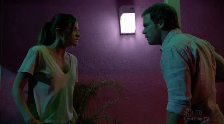 Декстер / Dexter (8 сезон / 2013) HDTVRip