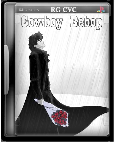 Ковбой Бибоп / Cowboy Bebop (Ватанабэ Синъитиро)[TV][26 из 26][1998 г., приключения,комедия, драма, фантастика, DVDRip][Субтитры]