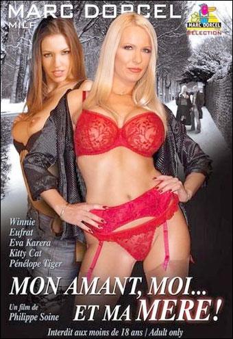 Marc Dorcel - Мой любовник, я и... моя мать / Mon Amant, Moi… Et Ma Mère (2010) DVDRip-AVC