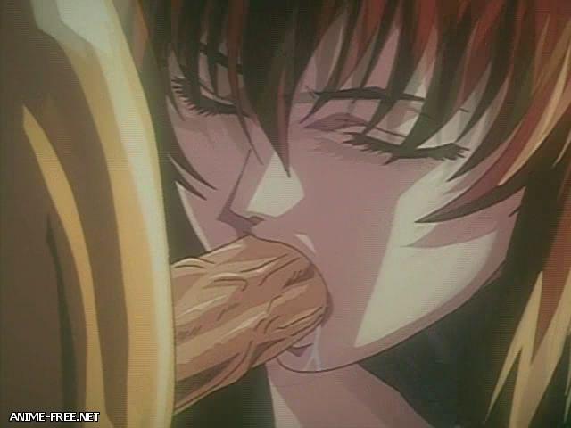 The Bizarre Cage / Ryouki no Ori 2 / �������� ������ [3 �� 3] [RUS,ENG,JAP] Anime Hentai