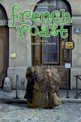 Кофе по-французски / French Roast (Фабрис Жубер / Fabrice Joubert) [2008, короткометражный анимационныйфильм, WEB-DL 1080p]