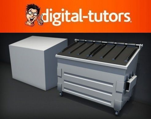 Digital-Tutors: Quick Start to Modeling in 3ds Max: Volume 1-5 Complete