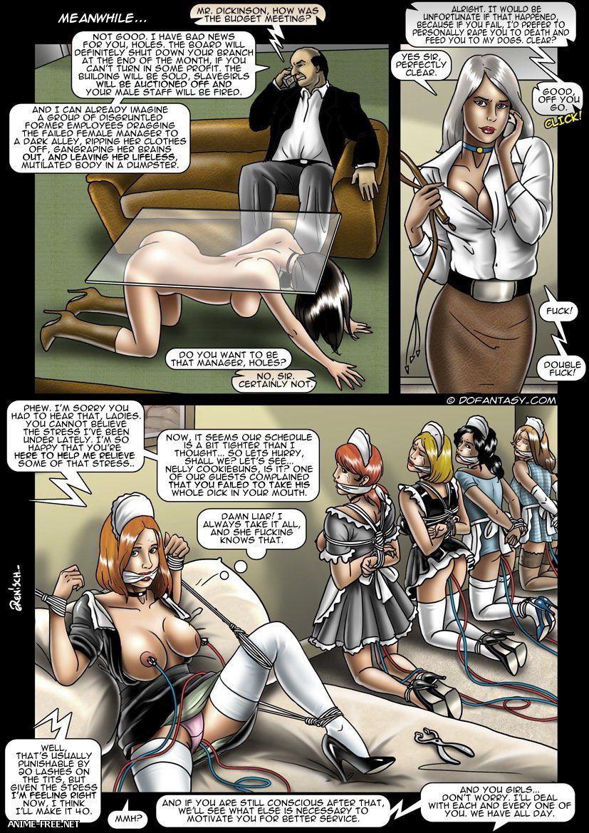 Fansadox Collection / Коллекция комиксов Fansadox (выпуски 245-373, 375-379) [Uncen] [ENG] Рorno Сomics