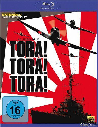 Тора! Тора! Тора! / Tora! Tora! Tora! (Ричард Флайшер / Richard Fleischer, Кинжи Фукасаку / Kinji Fukasaku) [1970 г., Боевик, драма, приключения,военный, история, BDRip] Dub + Original + Subs (Rus, Eng)