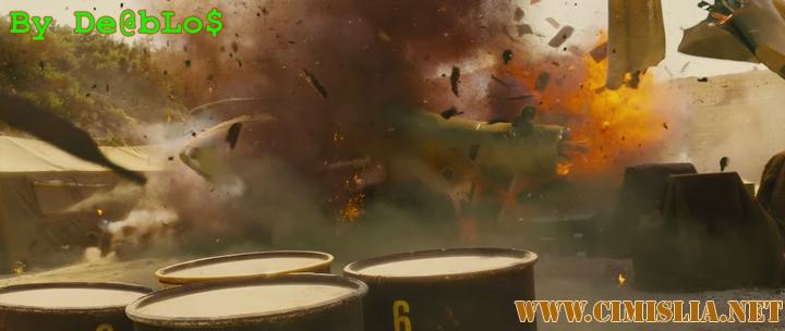Война миров Z / World War Z [2013 / HDRip | Лицензия]