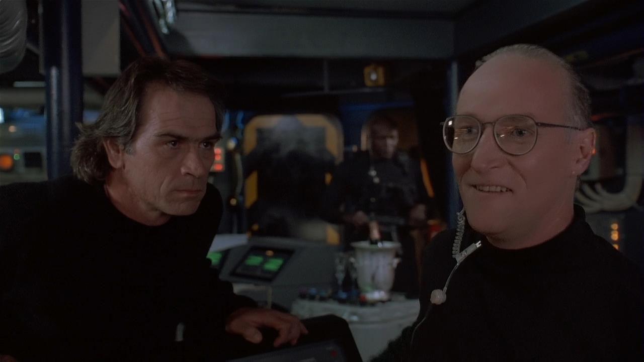 В осаде / Under Siege (1992) BDRip 720p
