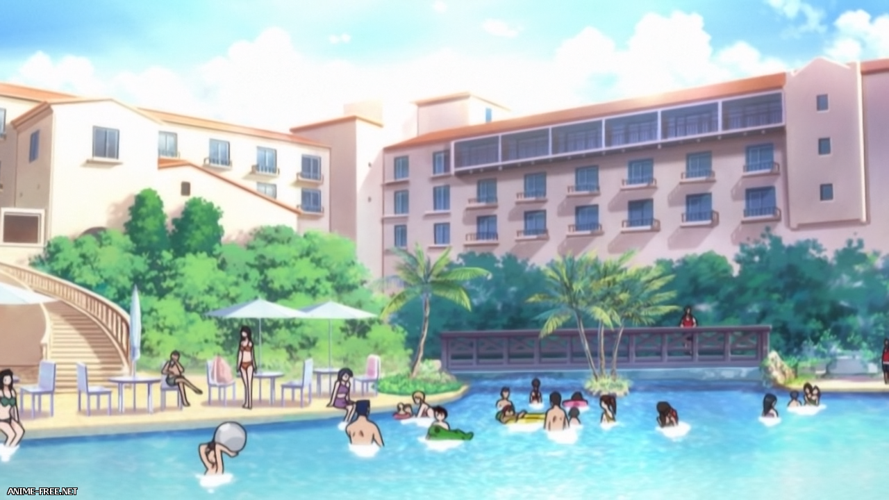 Лето с сестрёнкой! / Nee Summer! / SUMMER sister! [2 из 2] [JPN,ENG,RUS] Anime Hentai