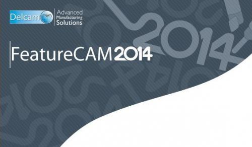Delcam FeatureCam 2014 R1 SP1 v20.1.0.24 (x64/x86) Multilanguage