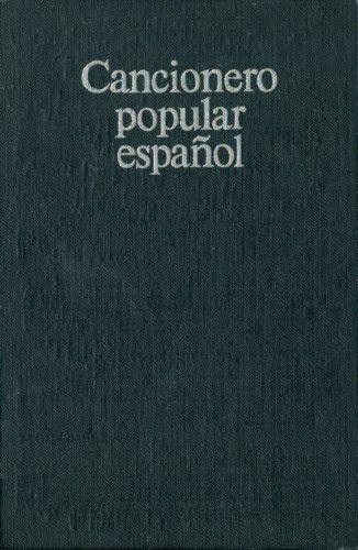 [испанский] Малиновская Н.Р., Гелескул А.М. - Испанская народная поэзия - Cancionero popular espanol [1987, DjVu, ESP]