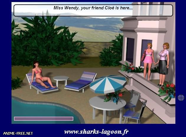 Collection Sharks Lagoon / Сборник игр от Акулы-Лагуна [2006-2011] [Uncen] [Flash,Adventure] [ENG,RUS] H-Game