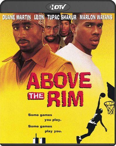 Над кольцом / Точно в кольцо / Above the Rim (1994) HDTVRip   L1