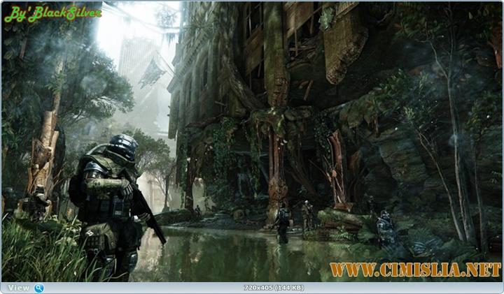 [PS3] Crysis 3 [+ 5 DLC] [Repack] [2013 / RUS]