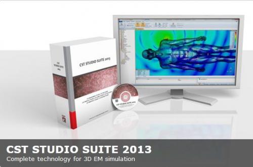 CST Studio 2013 x86/x64