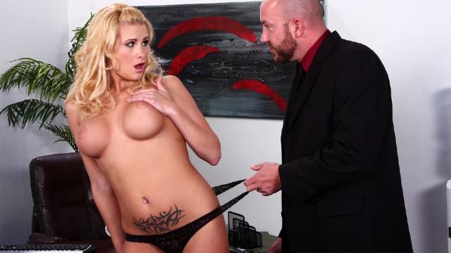 [Brazzers.com] Jessica Nyx - Eager Intern (2013) [HD 1080p]