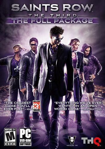 Saints Row The Third The Full Package-(MULTI09) PROPHET