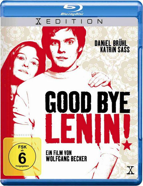 Гуд бай, Ленин! / Good Bye Lenin! (Вольфганг Беккер / Wolfgang Becker) [2003, Германия, драма, мелодрама, комедия, BDRip] 2x MVO