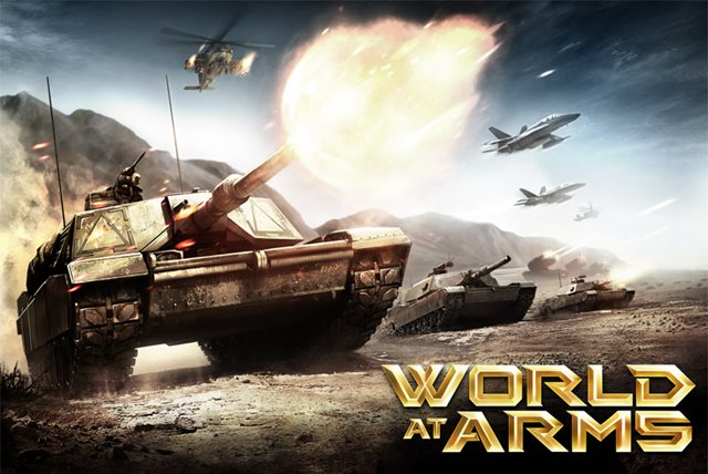 [Android] ��� � ���� / World at Arms - v1.5.0 (2013) [RUS]
