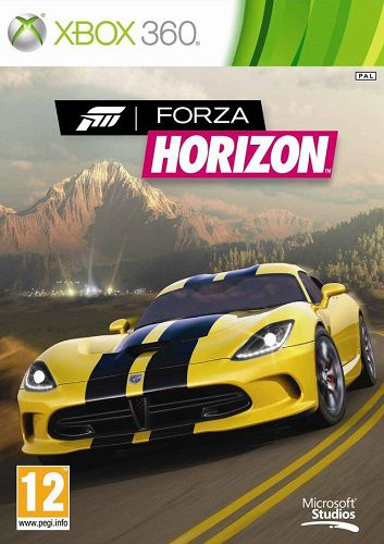 Xbox360 Forza Horizon RUSSOUNDRegion Free 2012,   Racing