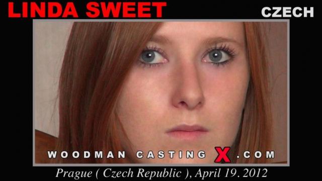 [WoodmanCastingX.com/PierreWoodman.com] Linda Sweet - Casting (2013) [HD 1080p]