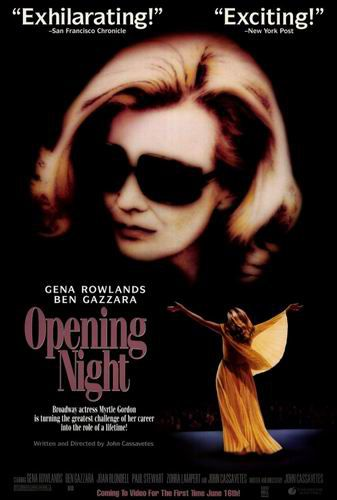 Премьера / Opening Night (Джон Кассаветис / John Cassavetes) [1977, США, драма, BDRip] DVO (Культура)