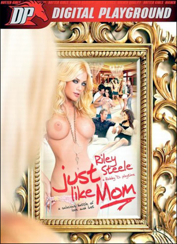 Digital Playground - Такая же как мама / Just Like Mom (2012) HDRip |
