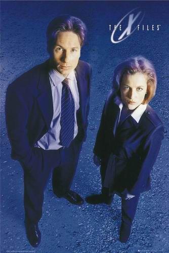 Секретные материалы 1993 - профессиональный