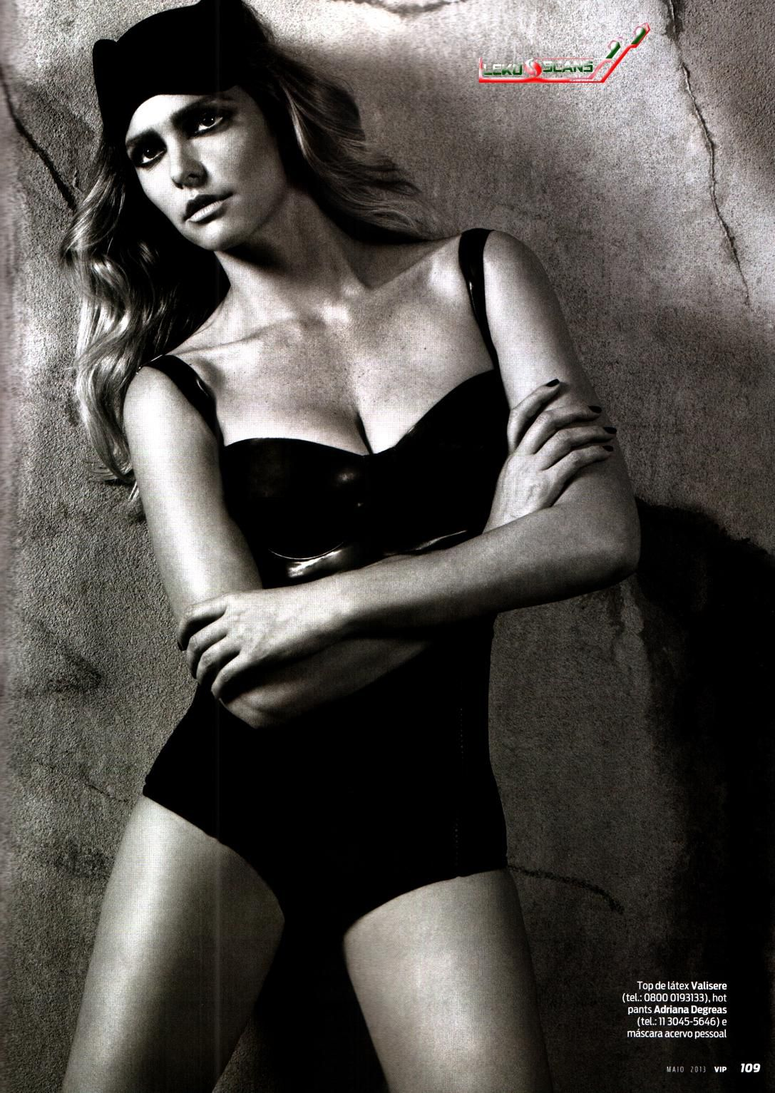Фернанда лима бразильская модель голая 28 фотография