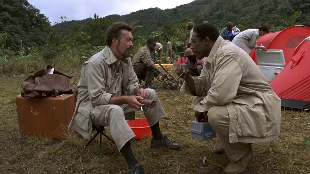 Конго / Congo (1995) HDTVRip