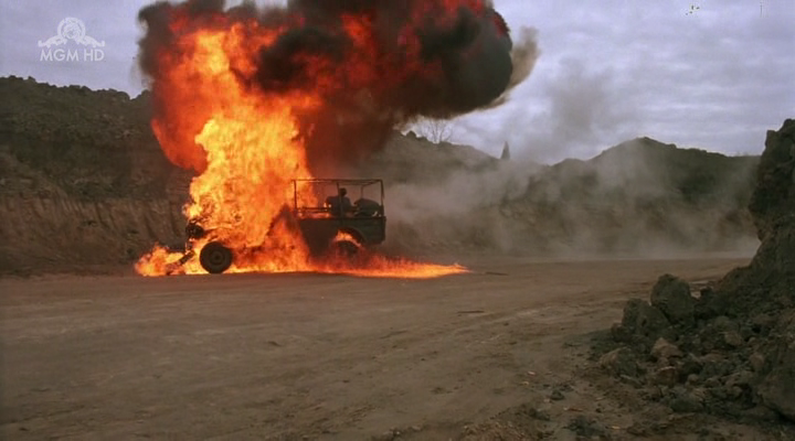 Месть солдата / Soldier's Revenge (1986) HDTVRip