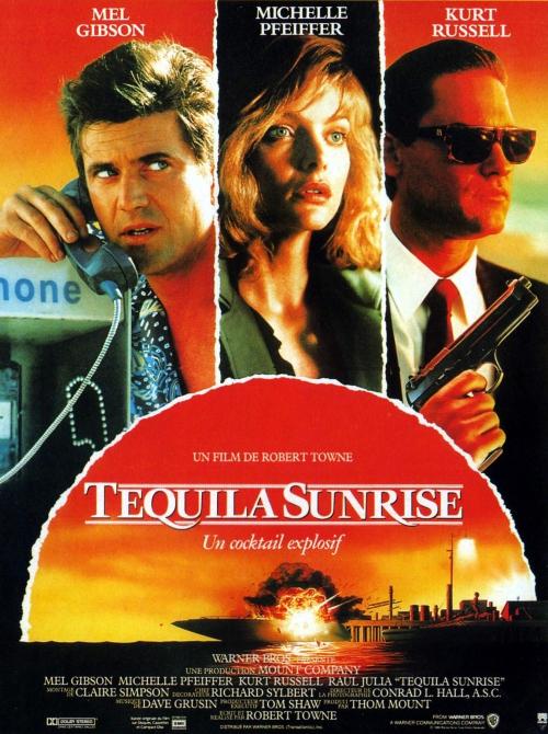 Пьяный рассвет / Tequila Sunrise (1988) HDTV 1080i