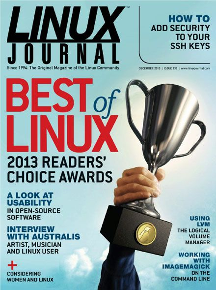 Linux Journal - December 2013 (HQ PDF)