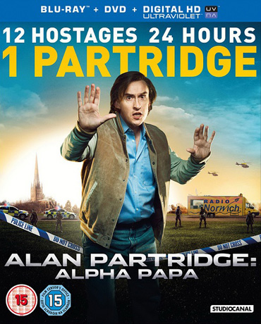Алан Партридж / Alan Partridge: Alpha Papa (20130) HDRip